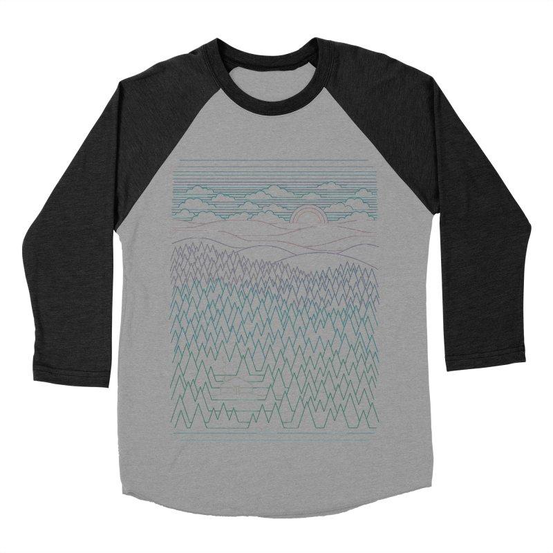 The Little Clearing Women's Baseball Triblend T-Shirt by thepapercrane's shop