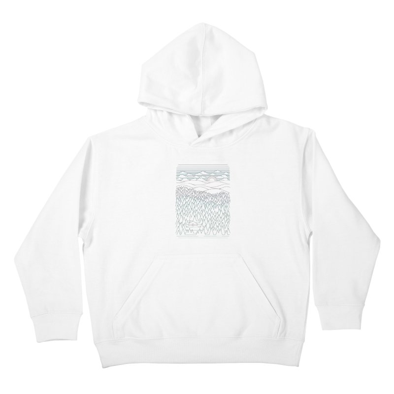 The Little Clearing Kids Pullover Hoody by thepapercrane's shop