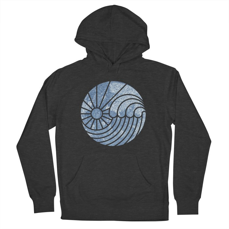 Sea of Serenity Women's Pullover Hoody by thepapercrane's shop