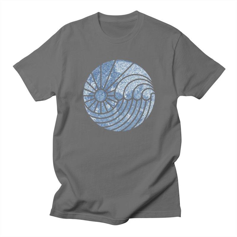 Sea of Serenity Men's T-shirt by thepapercrane's shop