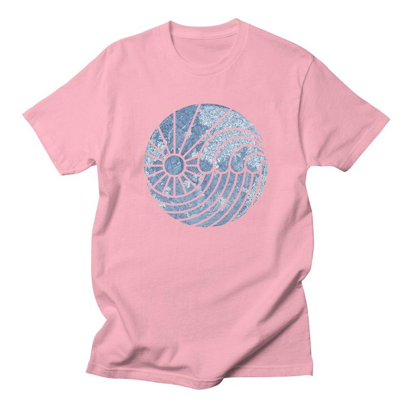 Sea of Serenity Women's Unisex T-Shirt by thepapercrane's shop