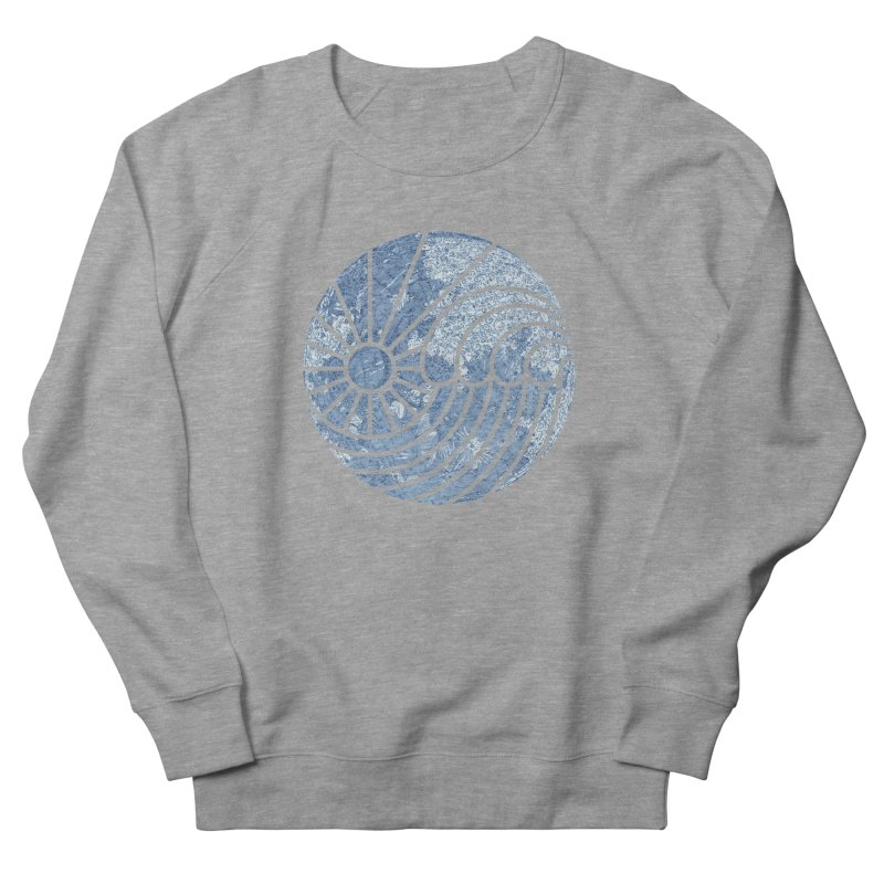 Sea of Serenity Women's Sweatshirt by thepapercrane's shop
