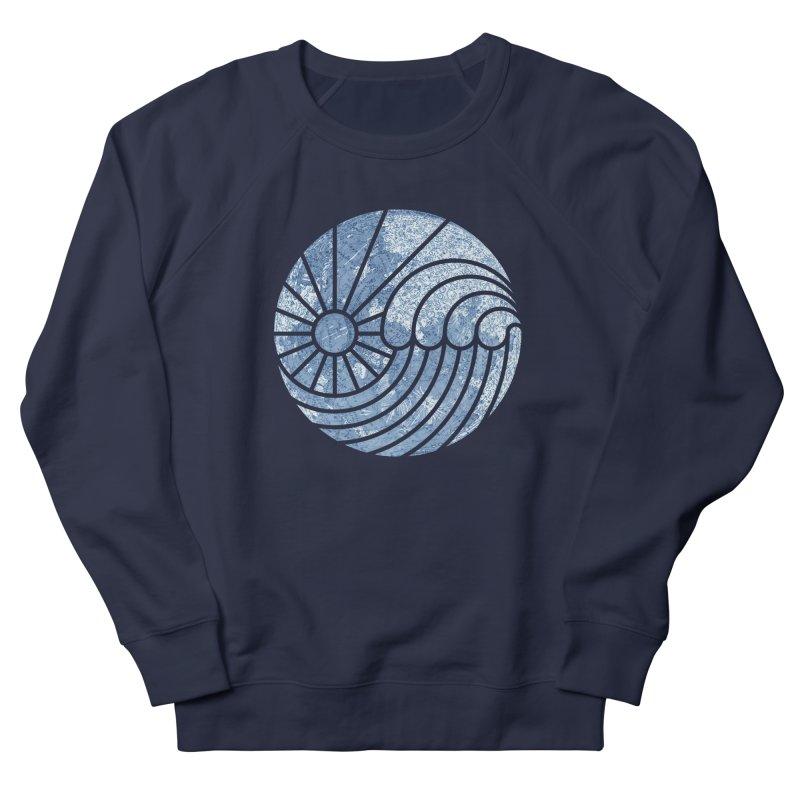 Sea of Serenity Women's Sweatshirt by thepapercrane's shop