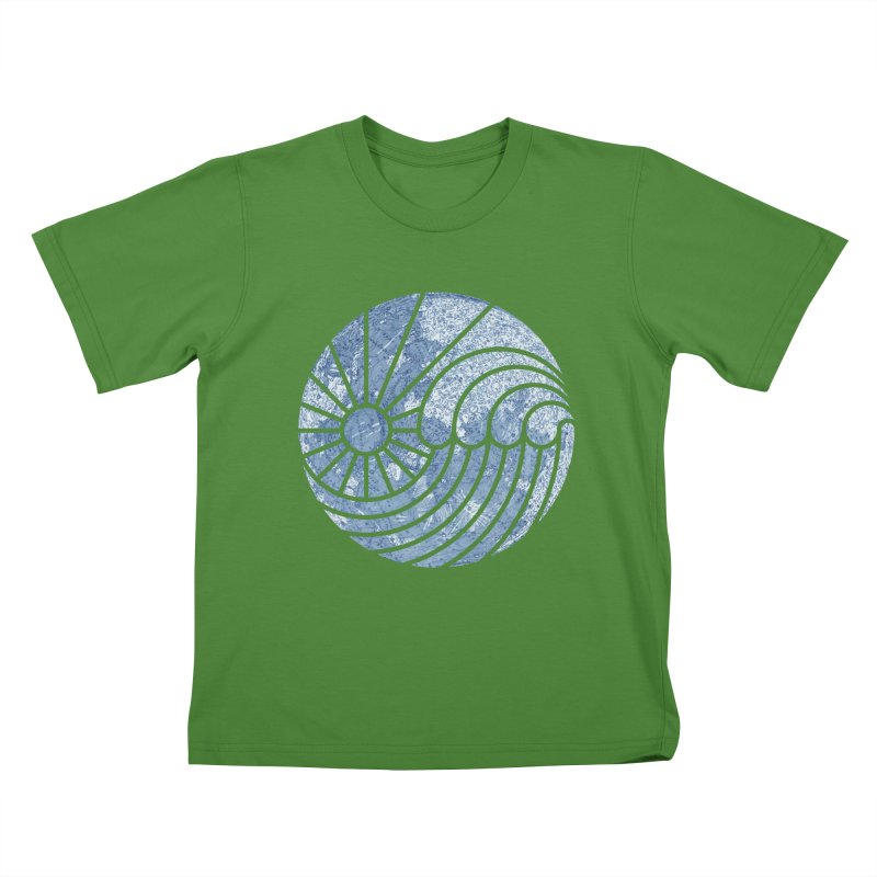 Sea of Serenity Kids T-shirt by thepapercrane's shop