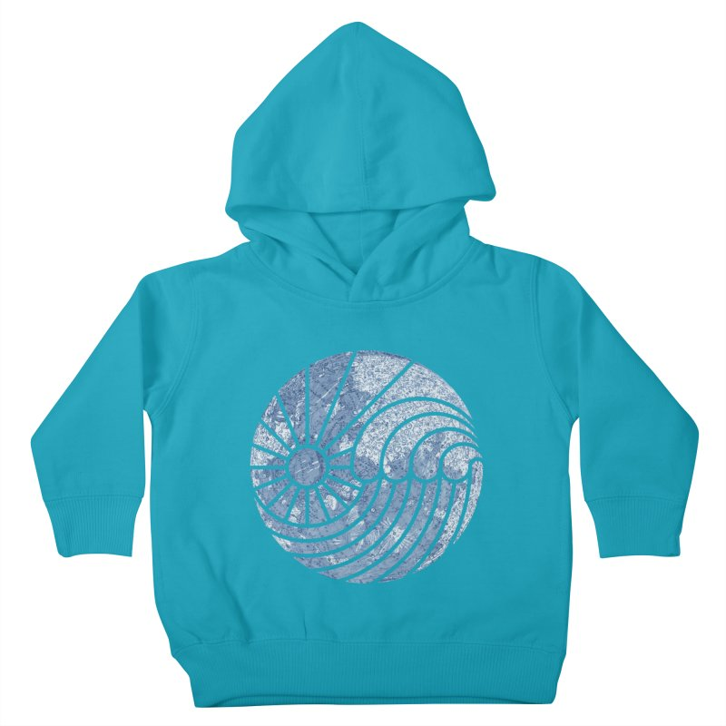 Sea of Serenity Kids Toddler Pullover Hoody by thepapercrane's shop