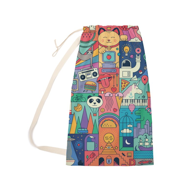 The Big Tee Accessories Bag by thepapercrane's shop