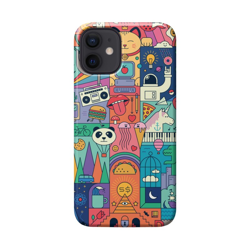 The Big Tee Accessories Phone Case by thepapercrane's shop
