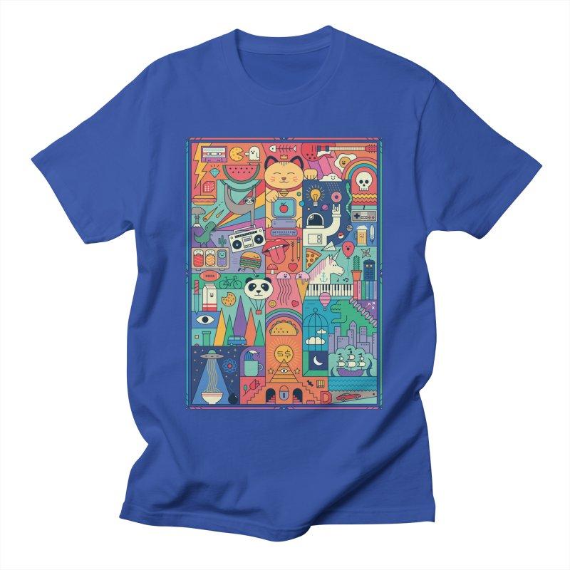 The Big Tee Men's T-Shirt by thepapercrane's shop