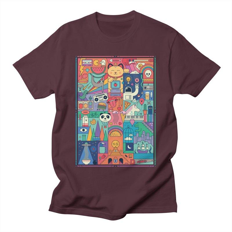 The Big Tee Women's T-Shirt by thepapercrane's shop