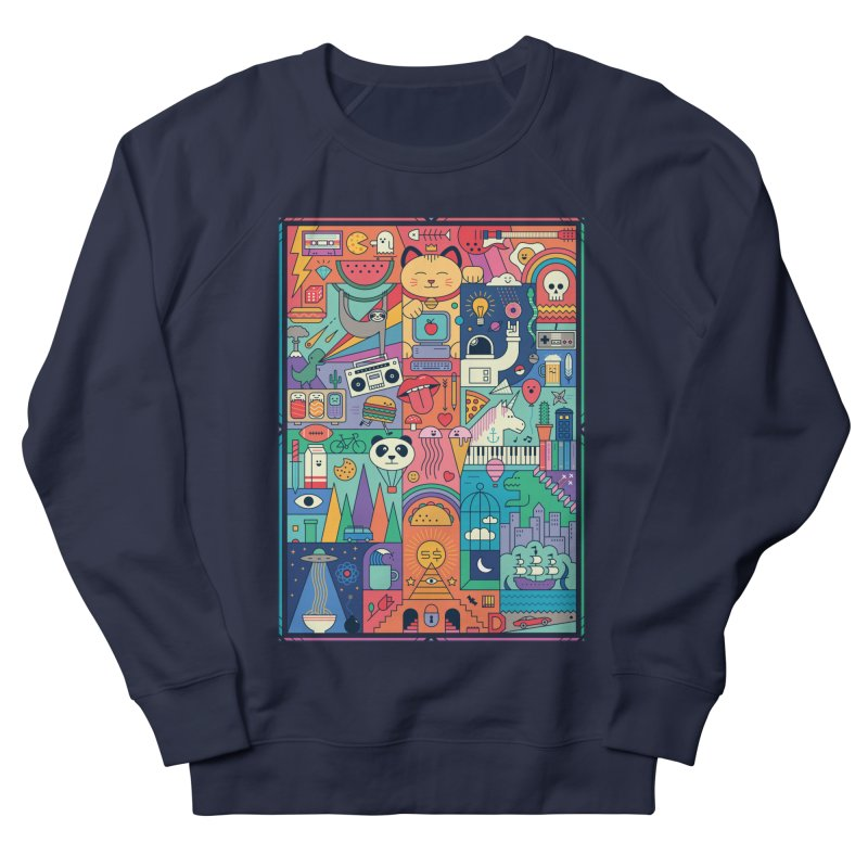 The Big Tee Women's Sweatshirt by thepapercrane's shop
