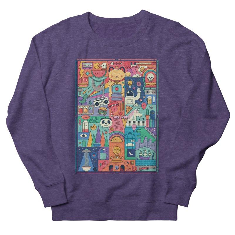 The Big Tee Men's Sweatshirt by thepapercrane's shop