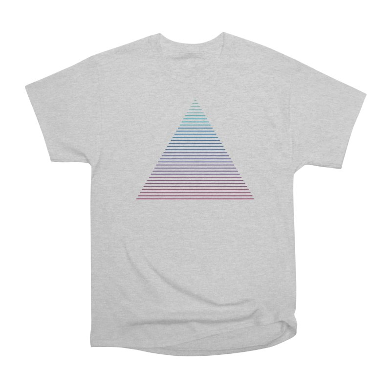 Neon Strata Men's T-Shirt by thepapercrane's shop