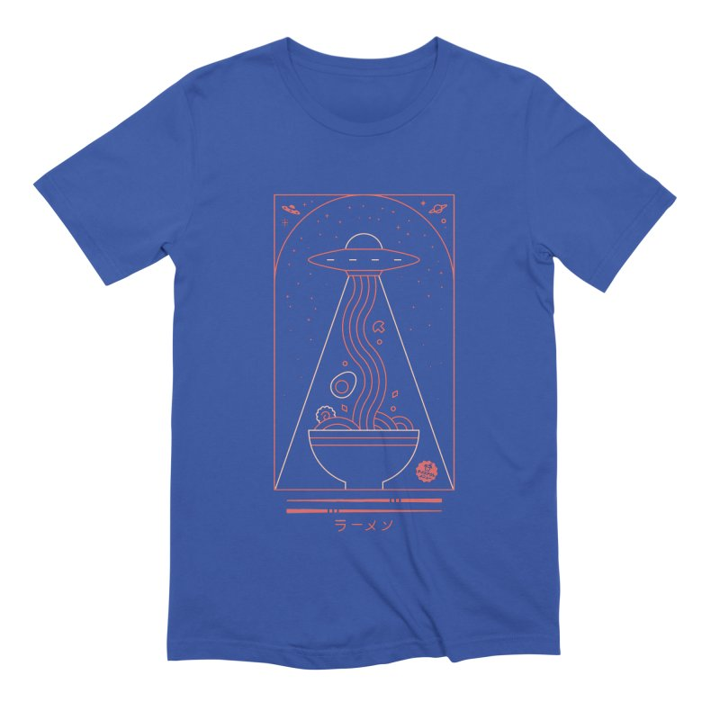 Ramen Takeout Men's T-Shirt by thepapercrane's shop