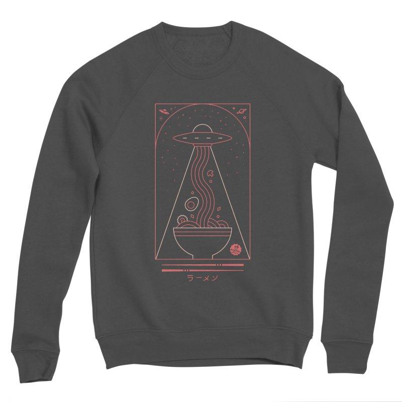 Ramen Takeout Men's Sweatshirt by thepapercrane's shop