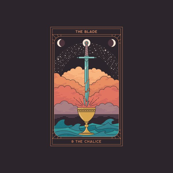 image for The Blade And The Chalice