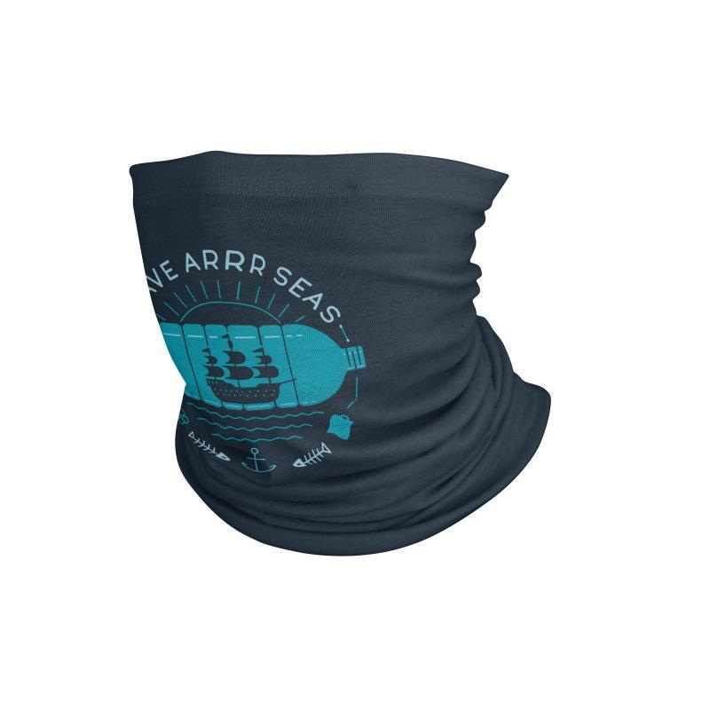 Save Arrr Seas Accessories Neck Gaiter by thepapercrane's shop