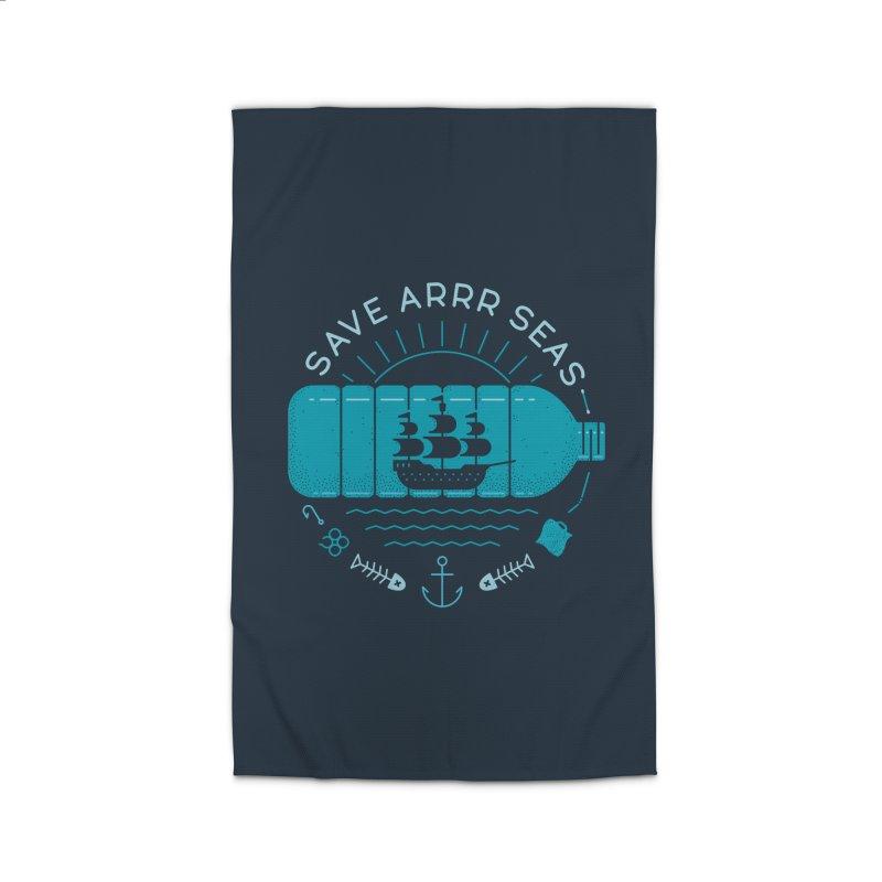 Save Arrr Seas Home Rug by thepapercrane's shop