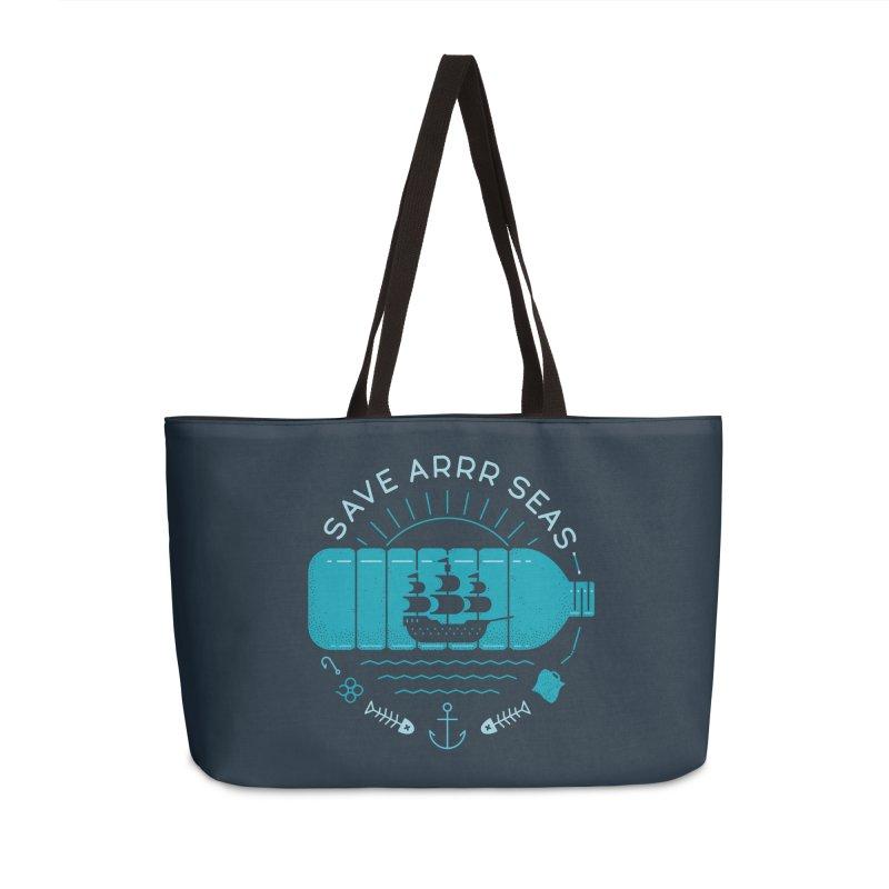 Save Arrr Seas Accessories Bag by thepapercrane's shop