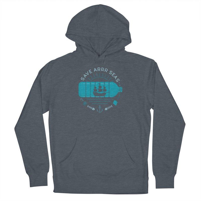 Save Arrr Seas Men's Pullover Hoody by thepapercrane's shop