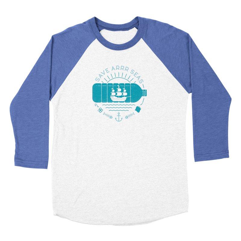 Save Arrr Seas Women's Longsleeve T-Shirt by thepapercrane's shop