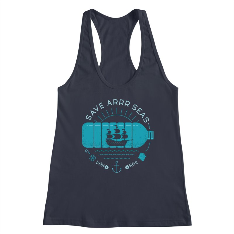 Save Arrr Seas Women's Tank by thepapercrane's shop