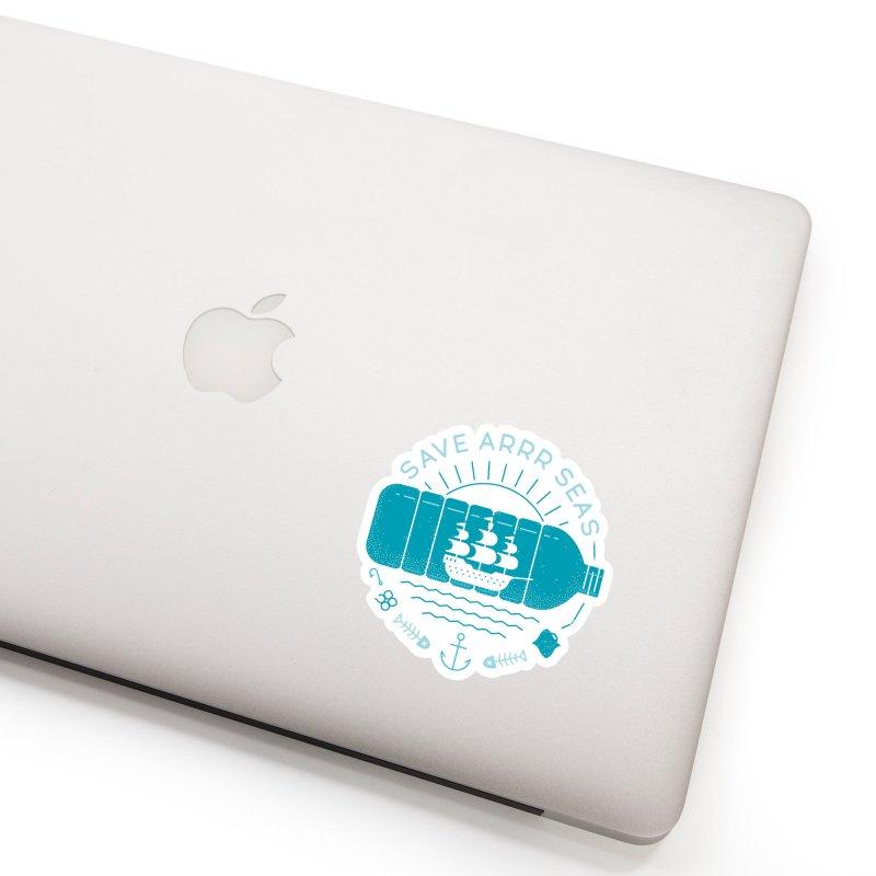 Save Arrr Seas Accessories Sticker by thepapercrane's shop