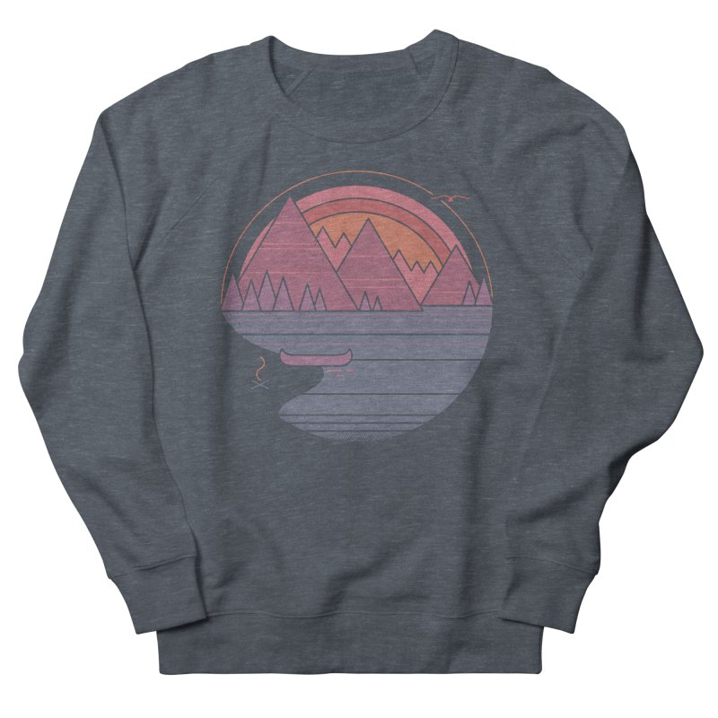 The Mountains Are Calling Women's Sweatshirt by thepapercrane's shop