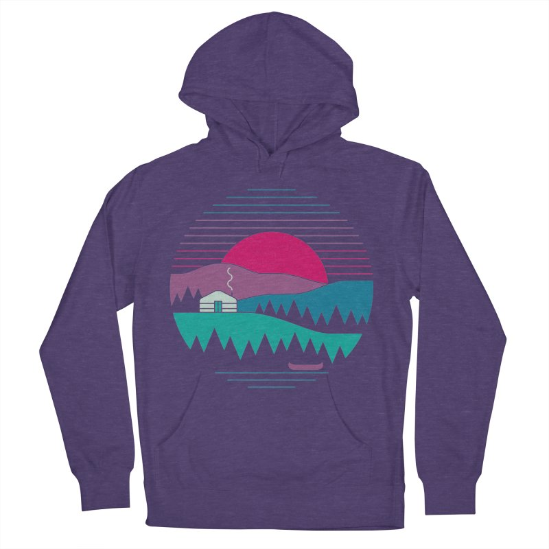 Back to Basics Women's Pullover Hoody by thepapercrane's shop