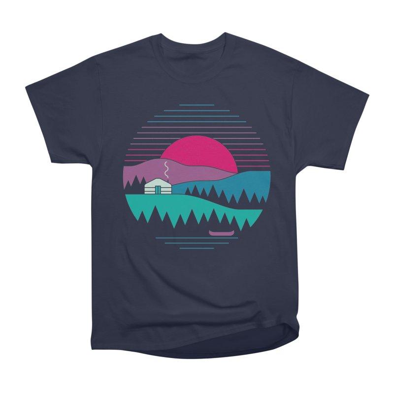 Back to Basics Women's Classic Unisex T-Shirt by thepapercrane's shop
