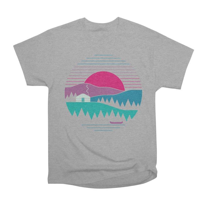 Back to Basics Men's Classic T-Shirt by thepapercrane's shop