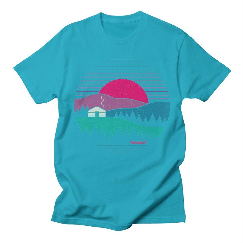 Back to Basics Women's Unisex T-Shirt by thepapercrane's shop