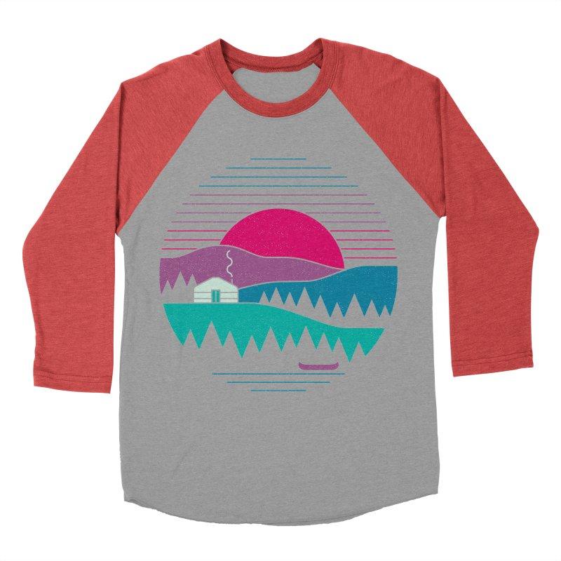 Back to Basics Women's Baseball Triblend T-Shirt by thepapercrane's shop