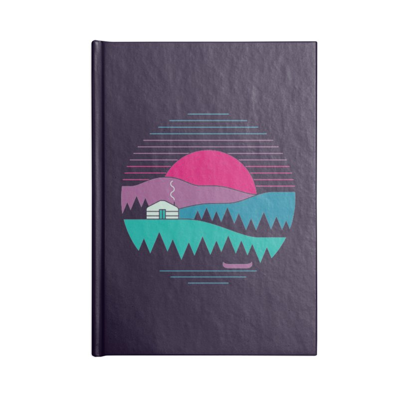 Back to Basics Accessories Notebook by thepapercrane's shop