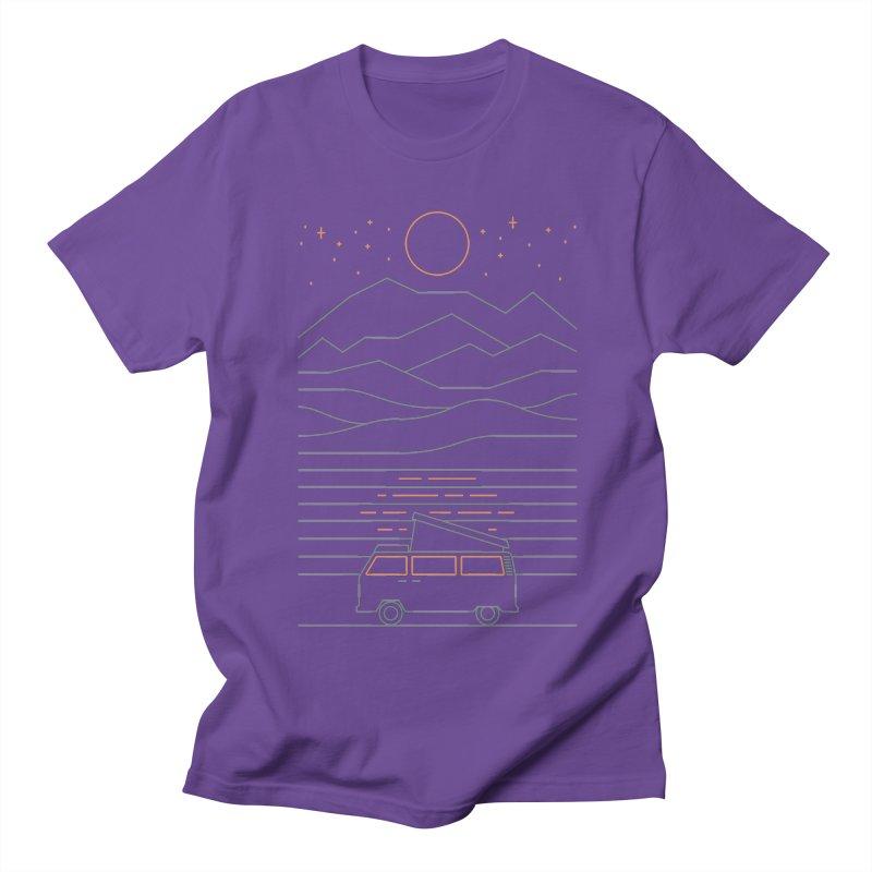 Van Life Women's Regular Unisex T-Shirt by thepapercrane's shop