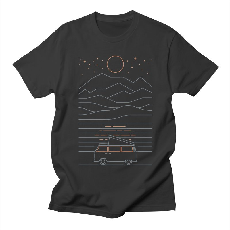 Van Life Men's T-shirt by thepapercrane's shop