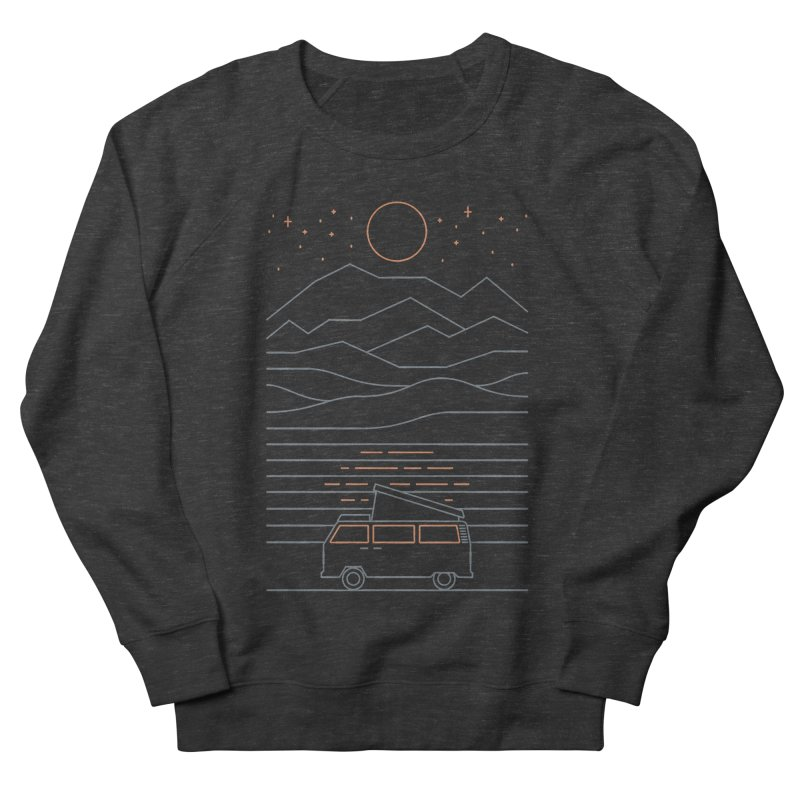Van Life Women's Sweatshirt by thepapercrane's shop