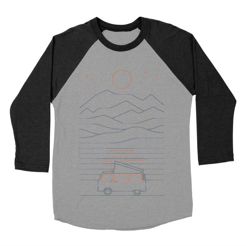 Van Life Women's Baseball Triblend T-Shirt by thepapercrane's shop