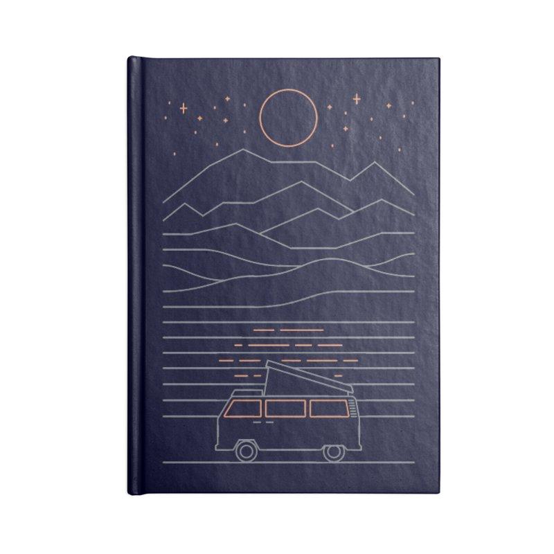 Van Life Accessories Notebook by thepapercrane's shop