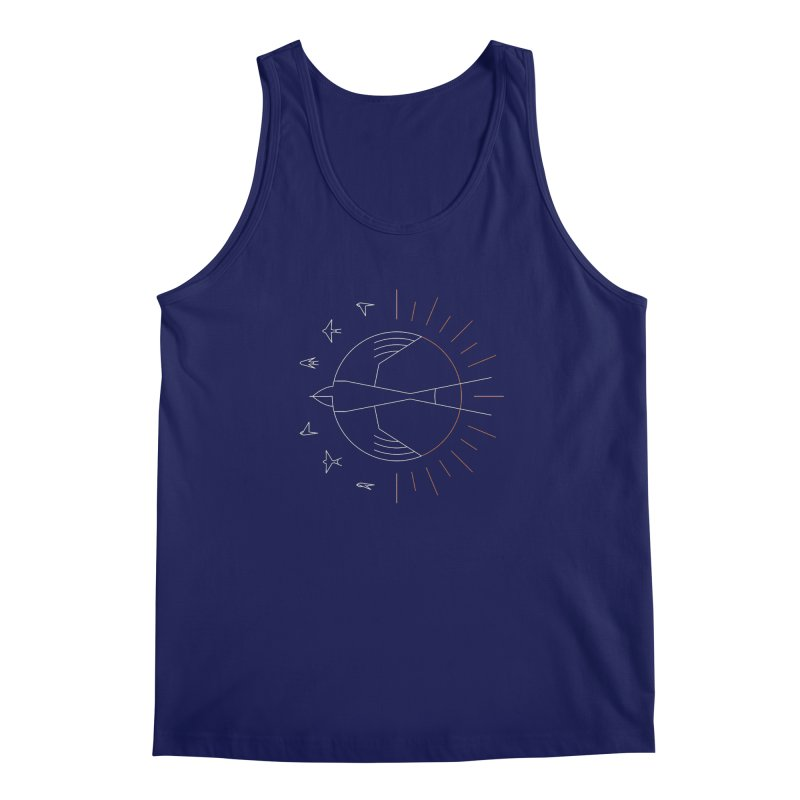 Swallow The Sun Men's Tank by thepapercrane's shop