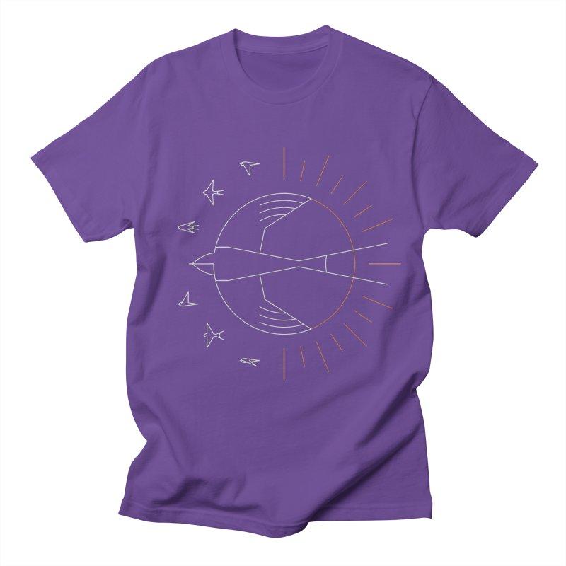 Swallow The Sun Men's T-Shirt by thepapercrane's shop