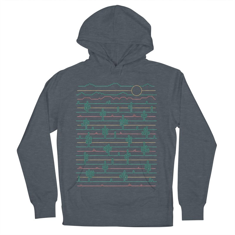 Saguaro Sunrise Women's French Terry Pullover Hoody by thepapercrane's shop