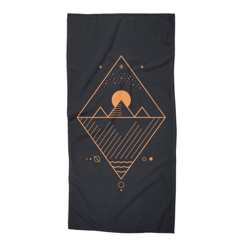Osiris Accessories Beach Towel by thepapercrane's shop
