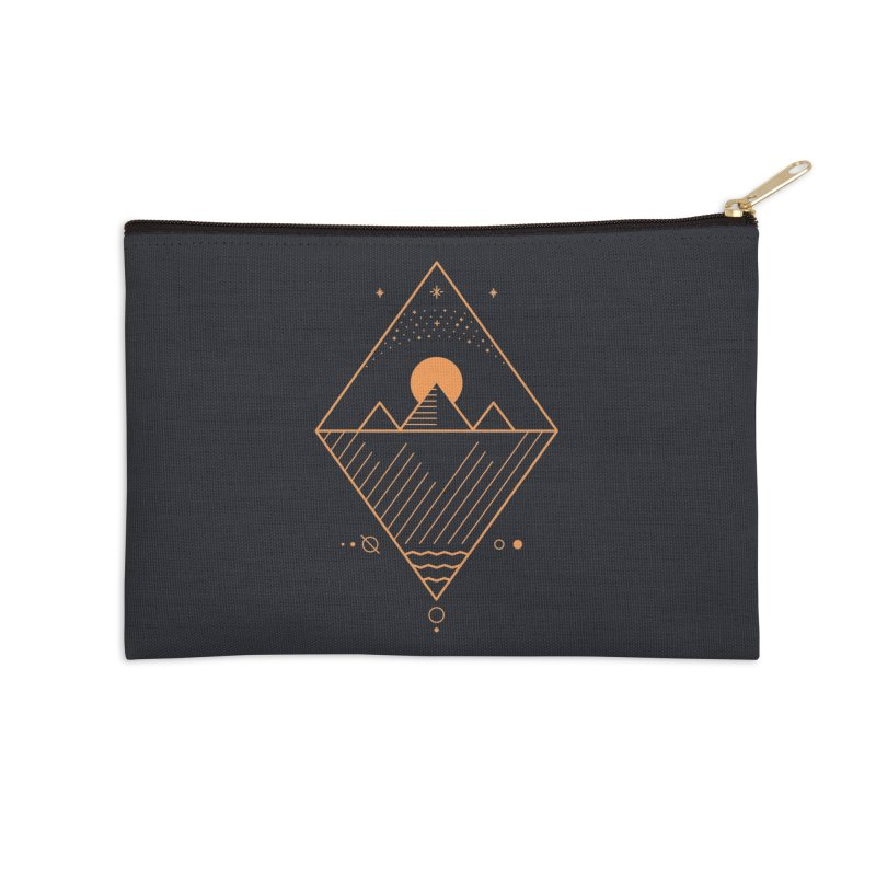 Osiris Accessories Zip Pouch by thepapercrane's shop