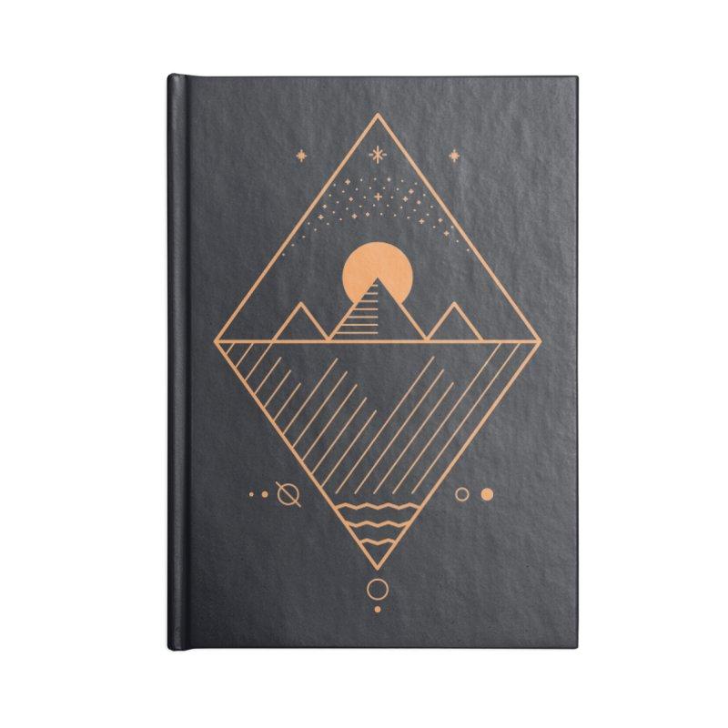Osiris Accessories Notebook by thepapercrane's shop