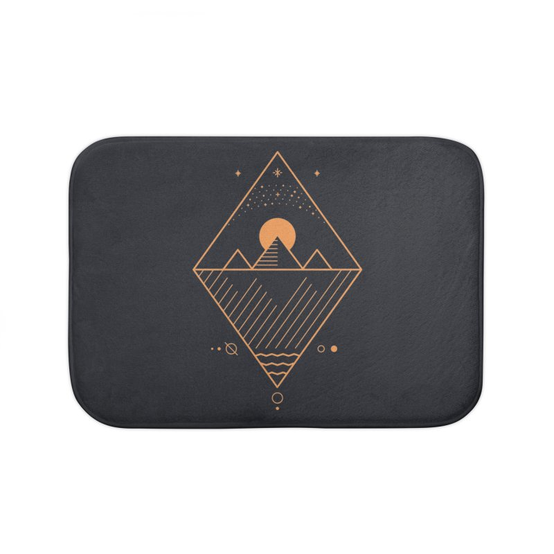 Osiris Home Bath Mat by thepapercrane's shop