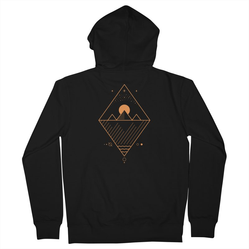 Osiris Men's Zip-Up Hoody by thepapercrane's shop