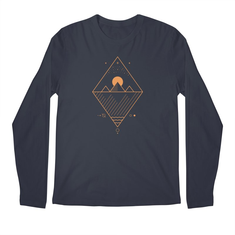 Osiris Men's Longsleeve T-Shirt by thepapercrane's shop