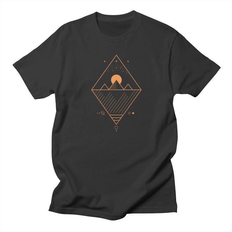 Osiris Men's Regular T-Shirt by thepapercrane's shop
