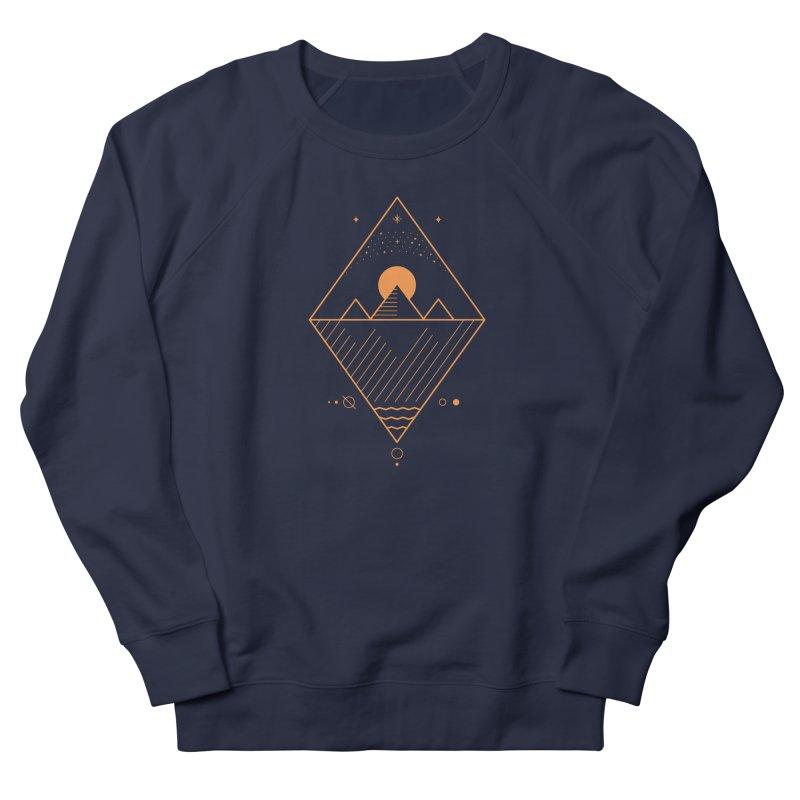 Osiris Men's French Terry Sweatshirt by thepapercrane's shop