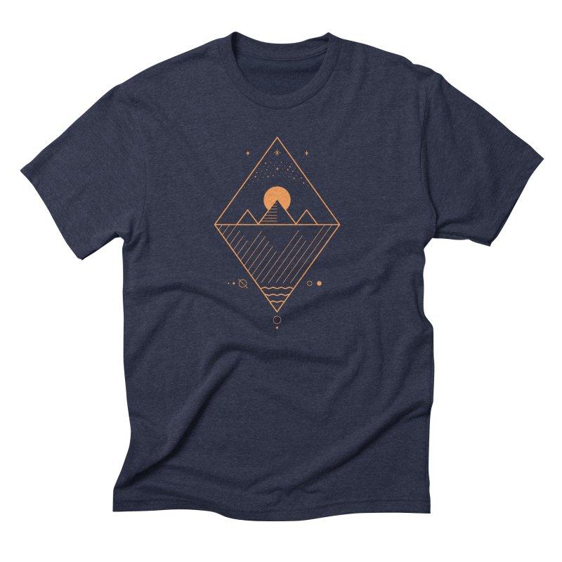 Osiris Men's Triblend T-Shirt by thepapercrane's shop